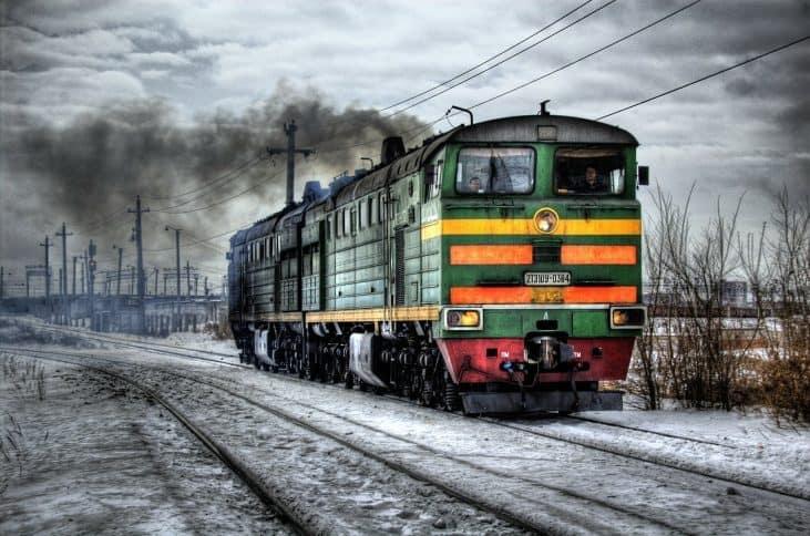 Podróż dla najodważniejszych, czyli Kolej Transsyberyjska w zimie. fot. pixabay