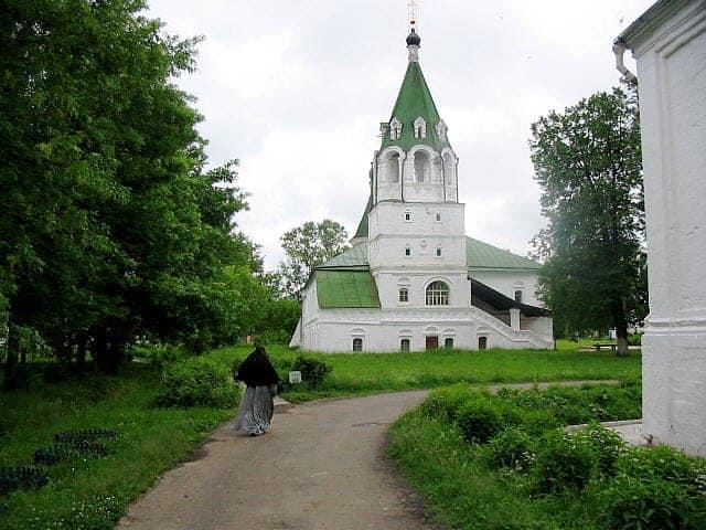 Kreml - Aleksandrow fot. wikimedia.com