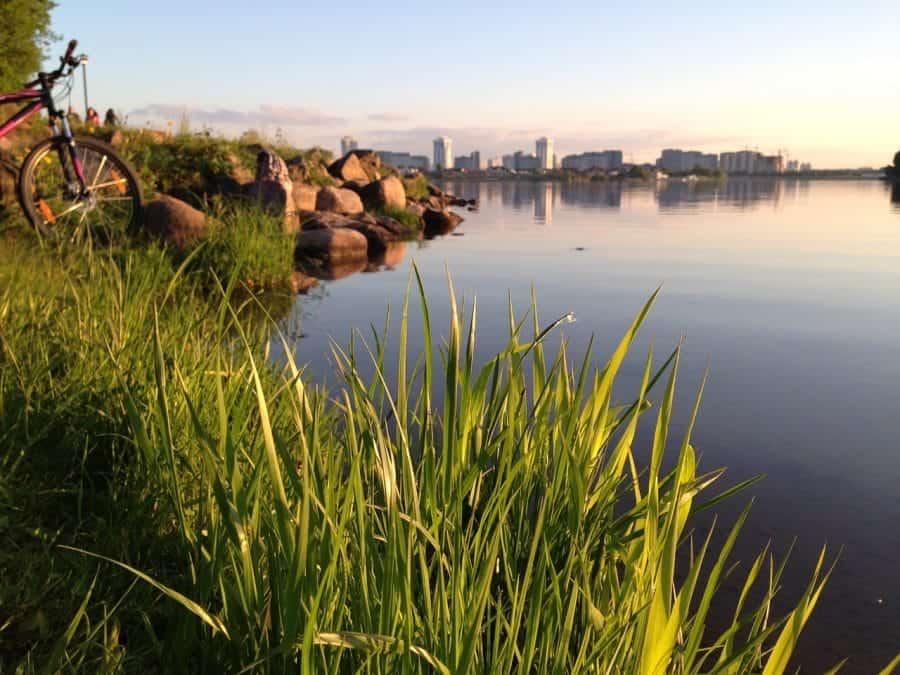 Widok na Mińsk fot. pixabay