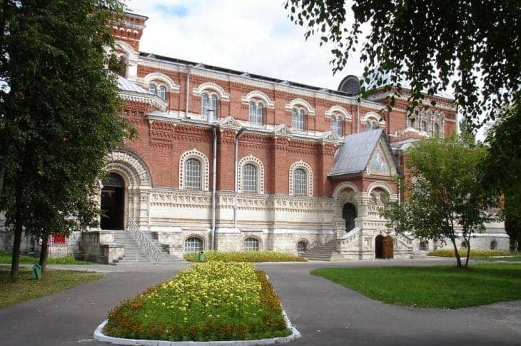 Sobór w Gusiu Chrustalnym fot. wikimedia.org