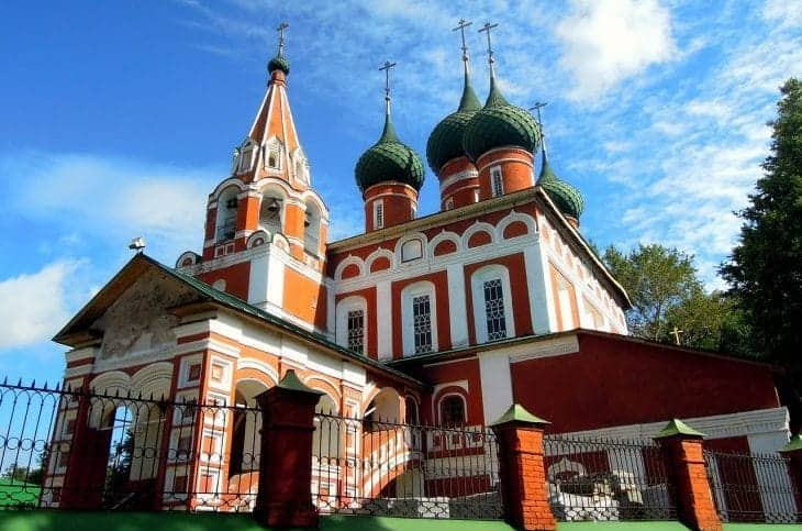 Kaplica Aleksandra Newskiego fot. pixabay