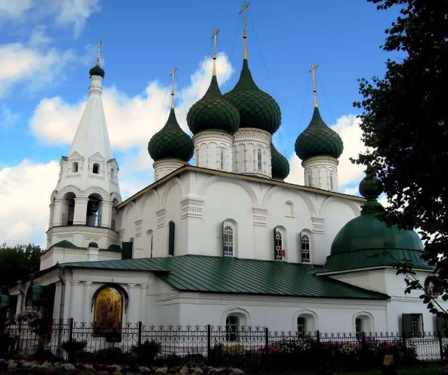 Cerkiew św. Eliasza fot. pixabay