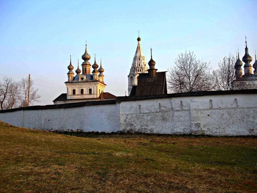 Kreml w Jurjewie-Polskim fot. wikimedia.org