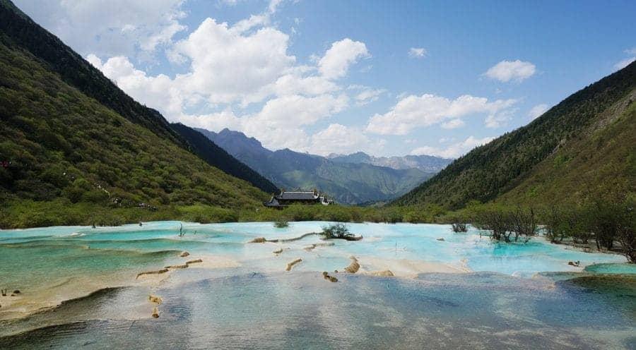Dolina Huanglong fot. pixabay