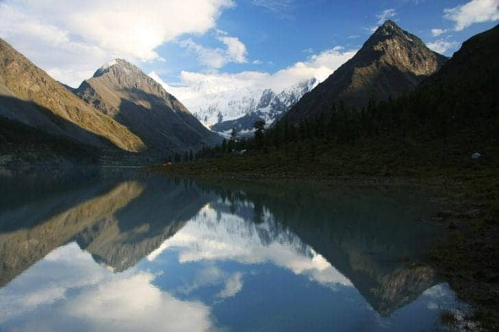 Jezioro Kucherla fot. pixabay