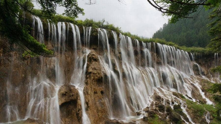 Wodospad Zhaga fot. pixabay