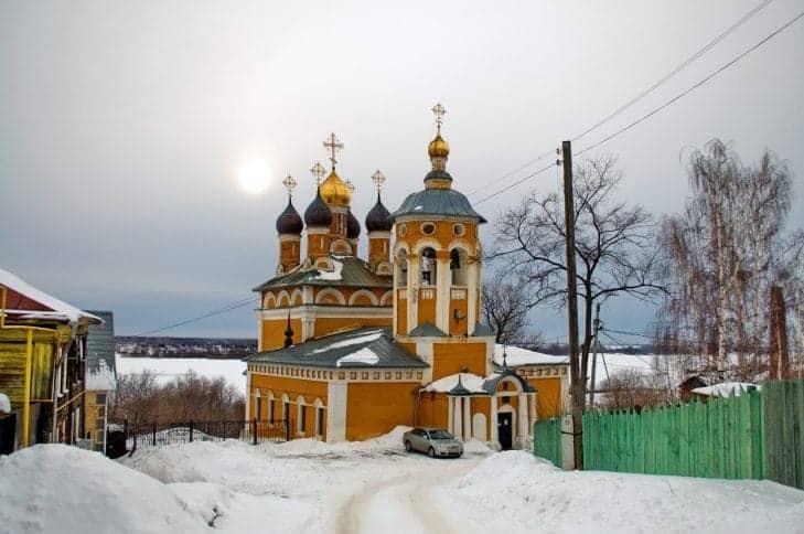Cerkiew św. Mikołaja Cudotwórcy fot. wikimedia.org