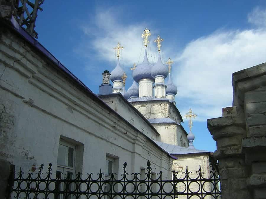 Kościół Wywyższenia Krzyża fot. wikimedia.org