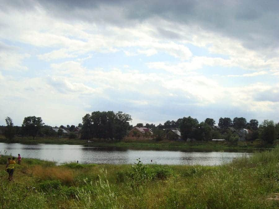 Rzeka Paleška. Palech fot. wikimedia.org