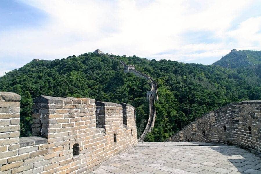 Wielki Mur Chiński fot. pixabay