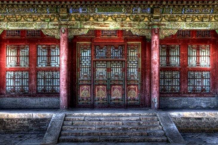 Zakazane Miasto, Pekin fot. pixabay