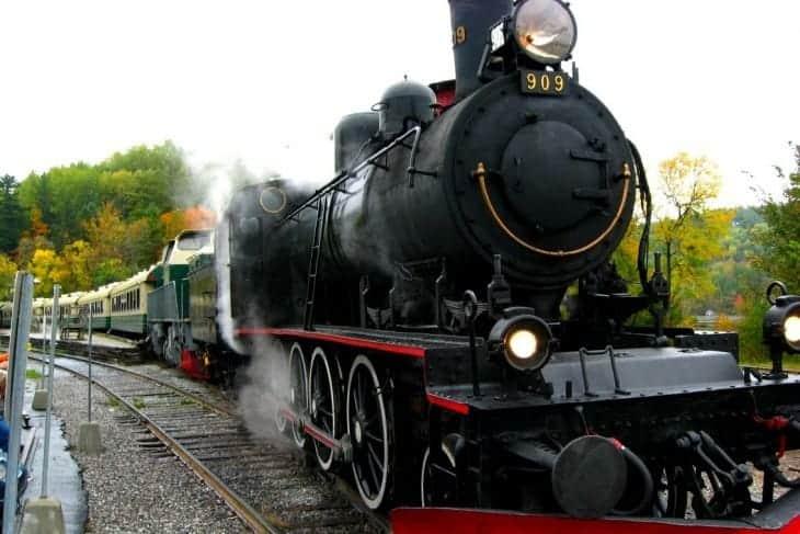 Klasa wyższa pociągów w Rosji fot. rzd.ru