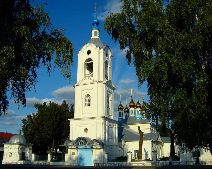 Katedra Najświętszej Marii Panny fot. wikimedia.org