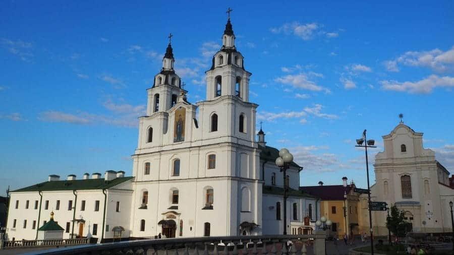 Mińsk fot. pixabay