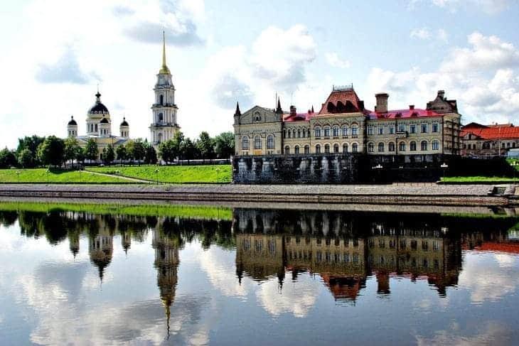 Rybińsk fot. pixabay