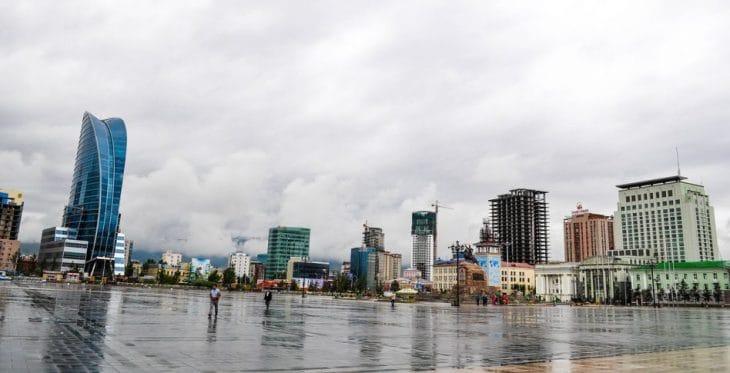 Plac Czyngis-Chana fot. pixabay