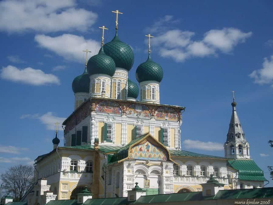Katedra Zmartwychwstania Pańskiego to wizytówka miasta fot. on wikimedia.org by maria kimbar