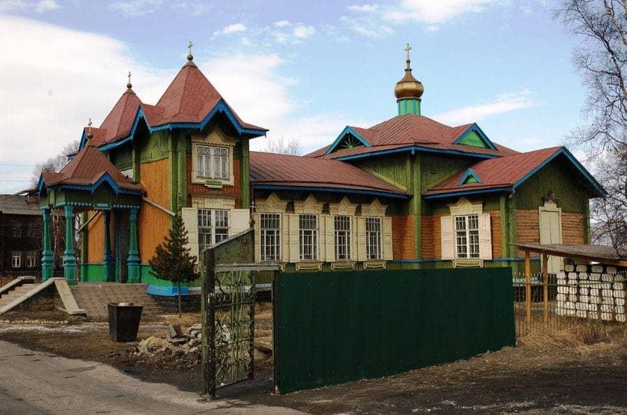 Cerkiew Słudianka fot. wikimedia.org