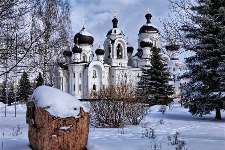 Cerkiew św. Niewiast Niosących Wonności fot. wikimedia.org
