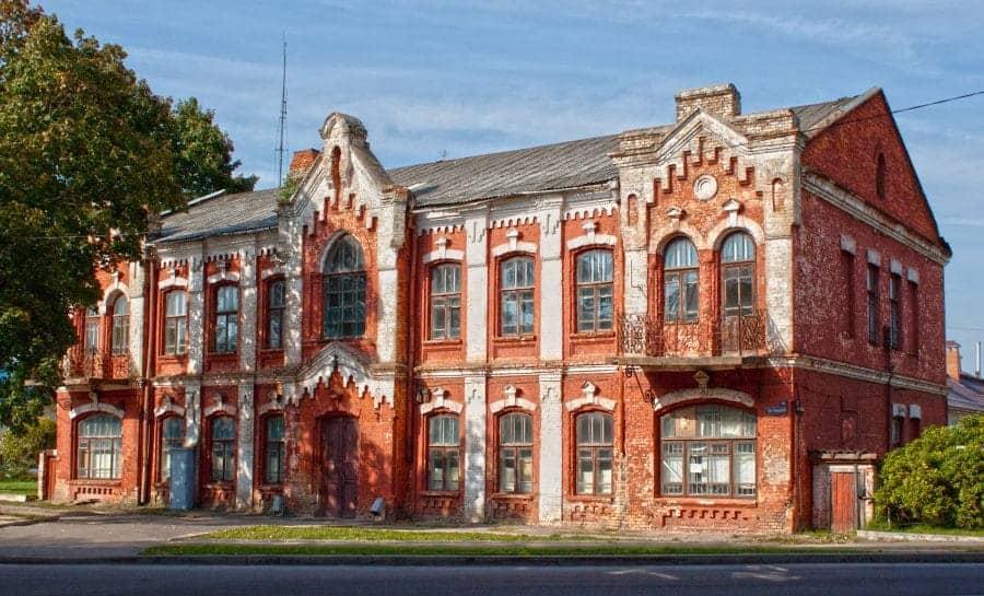 Zabytkowy dom fot. wikimedia.org