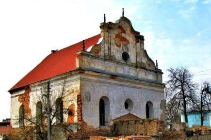 Synagoga w Słonimiu