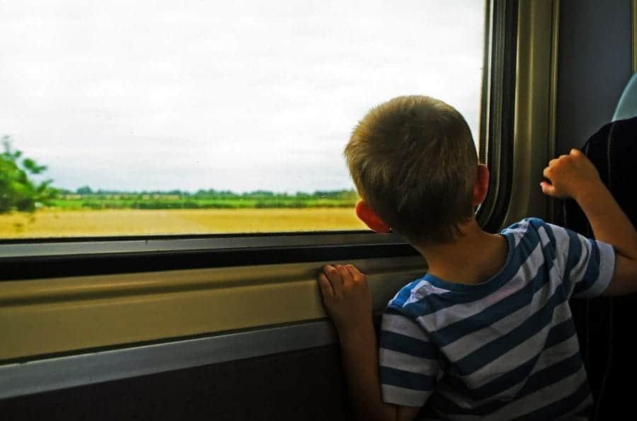 Dla dziecka podróż Transsibem to wielka przygoda. fot. pixabay