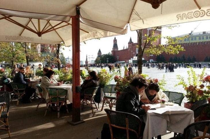 Moskwa kulinarnie fot. tripadvisor.com