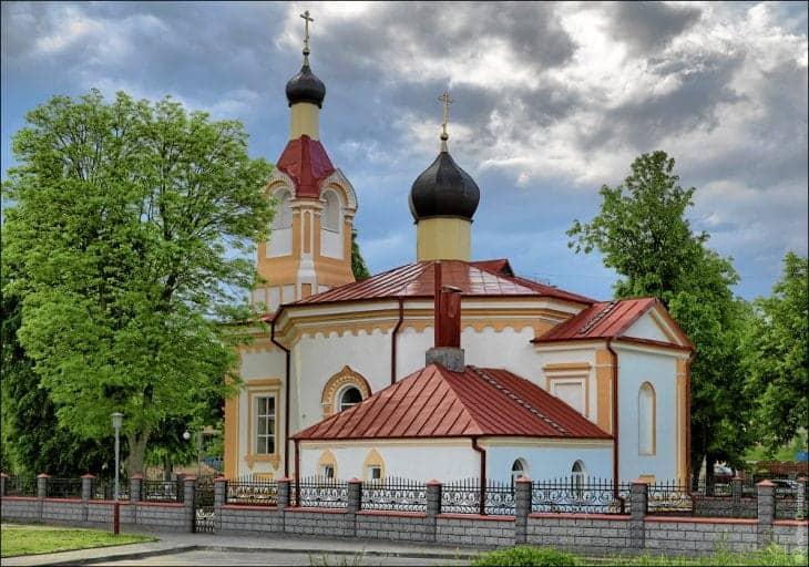 Cerkiew św. Mikołaja fot. wikimedia.org