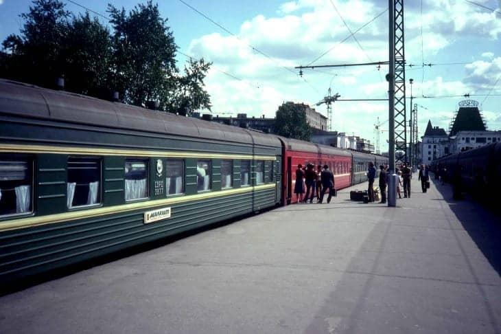 Dworzec Jarosławski fot. wikimedia.org