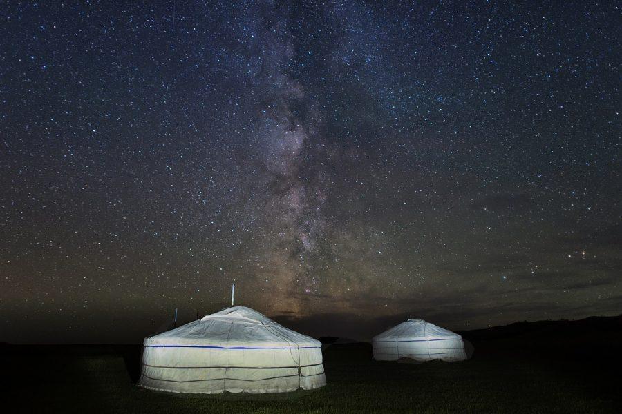 Święta w mongolskiej jurcie? Dlaczego nie?!