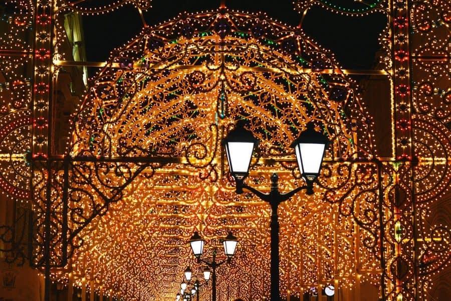 Moskwa to jedno z najromantyczniejszych miast świata. fot. pixabay