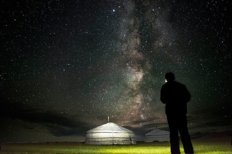 Walentynki pod niebem pustyni? Zapraszamy do Mongolii! fot. pixabay