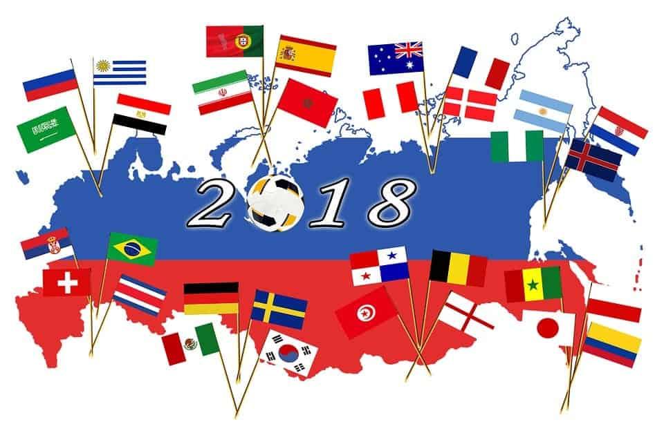 Mistrzostwa Świata 2018 w Rosji