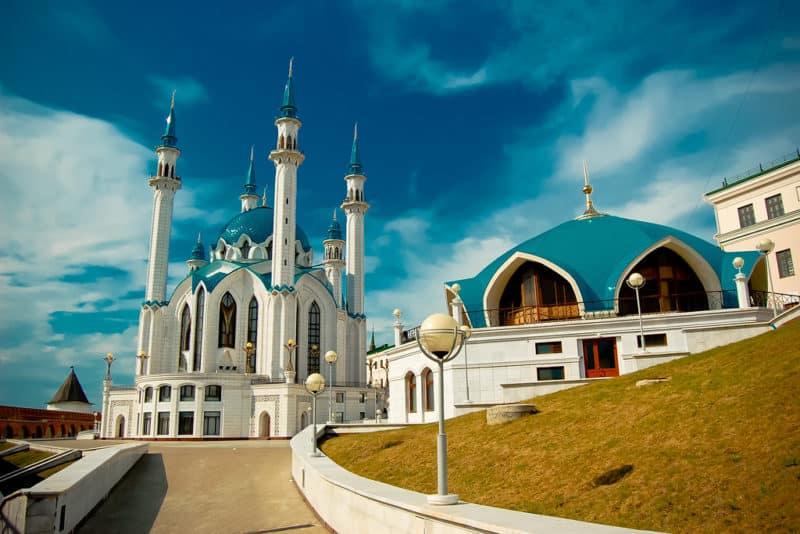 5 największych atrakcji w Kazaniu